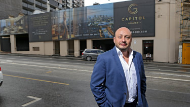 Property developer Larry Kestelman has a fortune estimated to be somewhere in the region of $749 million.