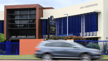 Paramedics attend Saint Stephen's College in Upper Coomera after several students fell ill from a drug overdose.