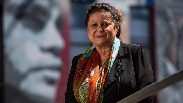 Jill Gallagher, Victoria's Aboriginal treaty advancement commissioner.