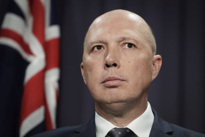 Home Affairs Minister Peter Dutton has expressed sympathy for the South African farmers.