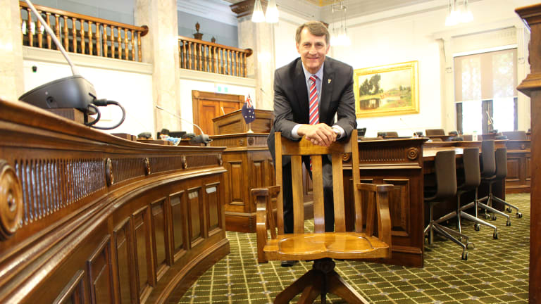 The chairs sold to 23 different buyers for $150 each, with the money going to the Lord Mayor's Charitable Trust.