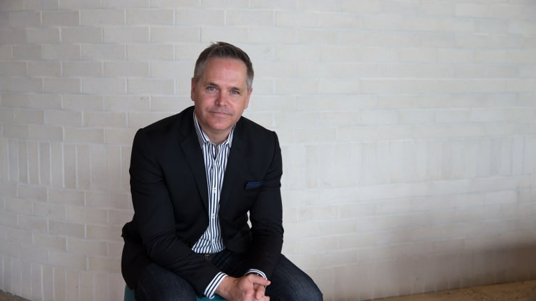 Dropbox Australia and New Zealand country manager, Tony Ward.