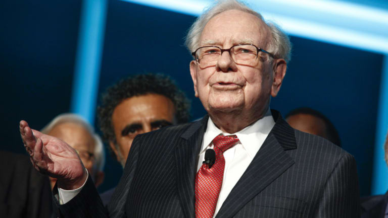 Warren Buffett can afford to buy and hold, and reap long-term rewards.