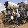 Hamas to halt explosive balloons in exchange for Israel easing blockade