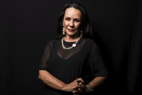 """When young women see women in senior leadership positions, the world expands for them. Things become more possible,"" says Labor MP Linda Burney."