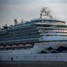 Australians on board three cruise ships quarantined, stranded at sea