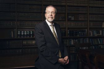 Brian Preston, Chief Justice of the Land and Environment Court.