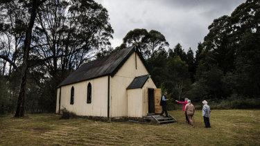 St Aidan's at Black Springs near Oberon