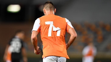 Brisbane Roar had a horror night at QSAC and have apologised to fans and sponsors.