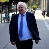 Clive Palmer's 11th hour bid to have judge recused