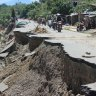 Dili has been devastated by a cyclone that tore through Timor-Leste this week.