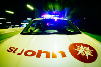 One man has died and two others taken to hospital following a car crash in Pemberton.