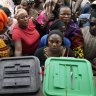 Nigerians urged 'to go out and vote'