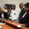 Congo court begins election appeal hearing