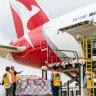 Half a million Pfizer vaccines arrive from Heathrow for Australian arms