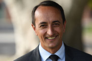 Dave Sharma on Monday