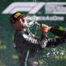 Bottas wins Austrian Formula One Grand Prix, 14 of 20 drivers take knee before race