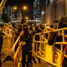 Seven Hong Kong opposition politicians arrested over May incident