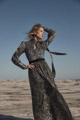 """Rebecca Vallance """"Vienna"""" gown."""