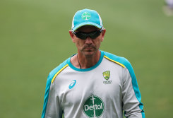 Australian men's coach Justin Langer says leadership isn't a popularity contest.