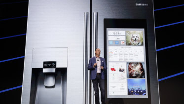 Samsung's whitegoods are being added to its cloud-based connectivity platform.