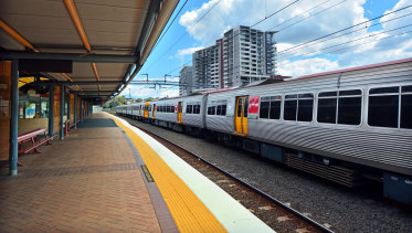 Inner-city train stations will be out of action this weekend.