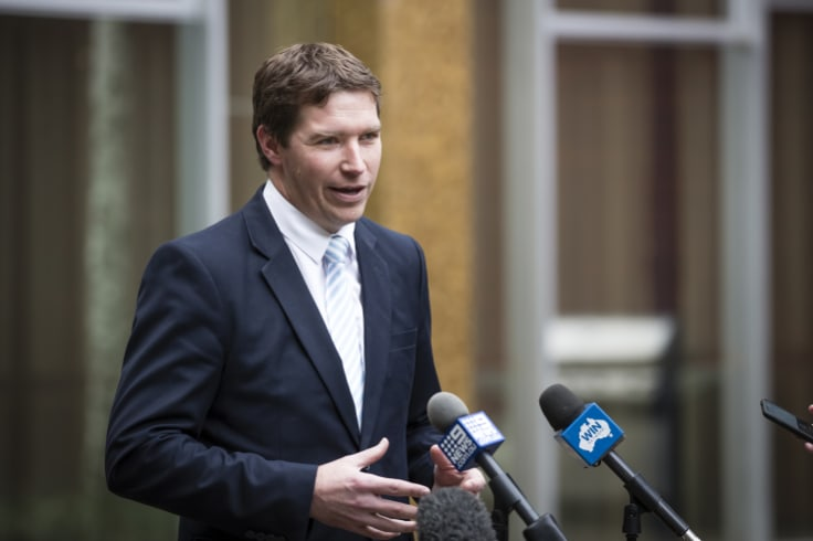 ACT Opposition Leader Alistair Coe has pledged to cap rates and abolish payroll tax, if he wins government in 2020.