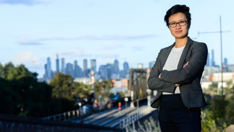 Huong Truong, 33, will take up the seat left vacant by Ms Hartland.