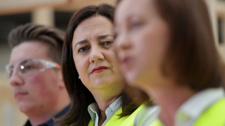 Premier Annastacia Palaszczuk says the LNP's suggested tests for teachers had already been implemented.