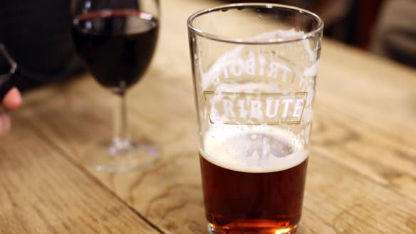 Beer-wine hybrids are the perfect tipple for the indecisive drinker