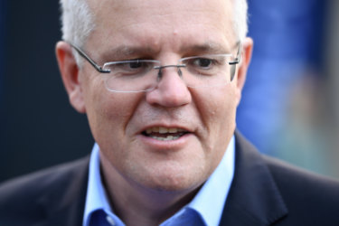 Prime Minister Scott Morrison has a clear majority government.