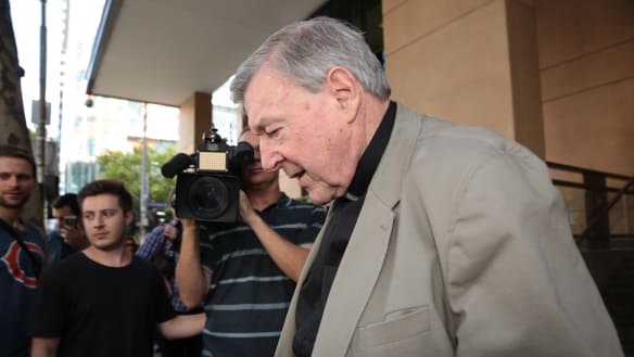 George Pell could face fresh charges after new witness statement emerges