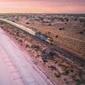 Train at centre of severe gastro outbreak arrives in Perth
