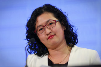 Professor Rachel Ong says the growing number of senior citizens with mortgage debt is a 'worrying trend'.