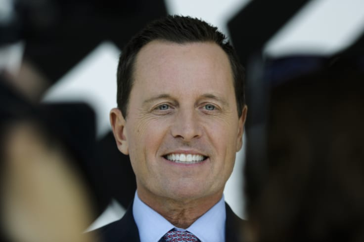United States ambassador in Germany Richard Grenell.