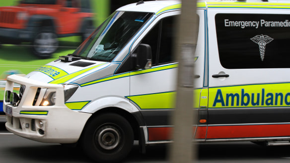 Driver 'ejected' from truck in Bruce Highway crash