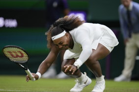 Serena Williams has joined fellow greats Roger Federer and Rafael Nadal in pulling out of the US Open.