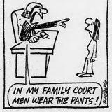 Ron Tandberg cartoon published May 21, 1983.