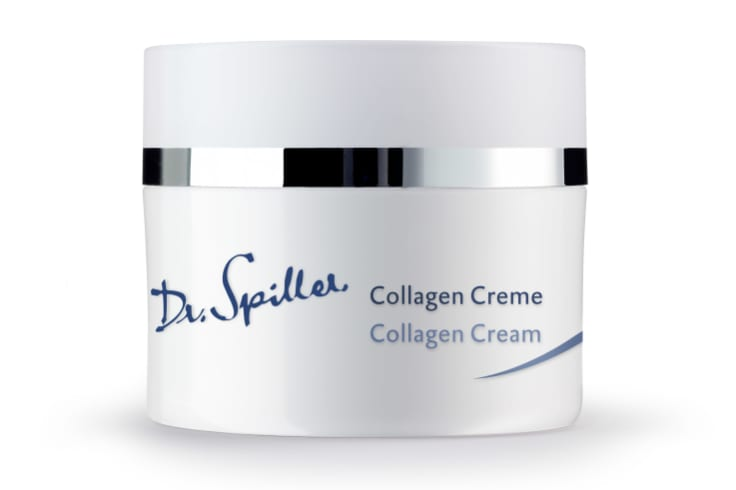 Collagen cream.