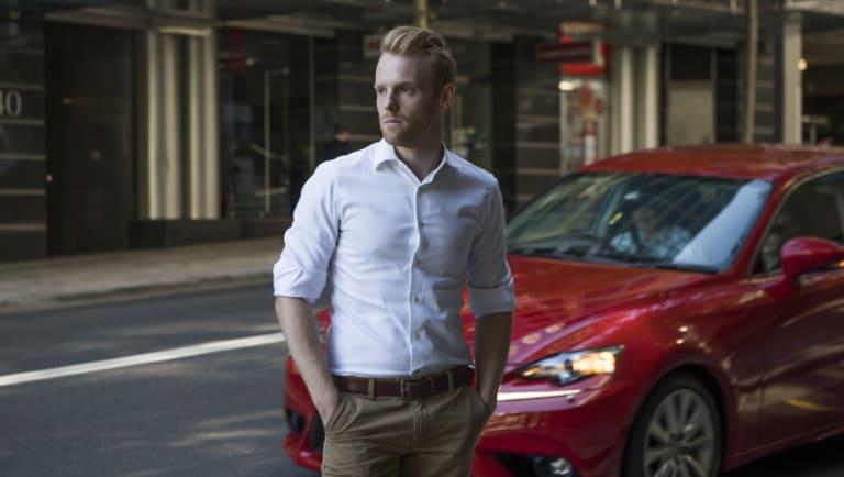 Ryan Broom says he felt manipulated when buying useless car insurance.