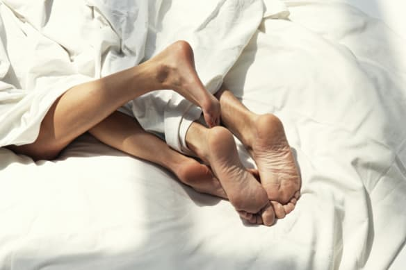 Forget couples counselling, it's all about sex therapy now