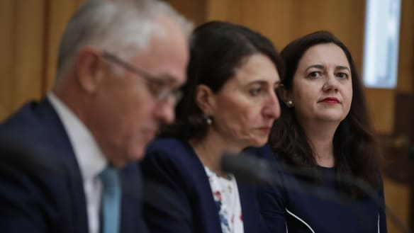 State premiers cold on PM's ministerial sex ban