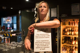 Gig is up for sex pests as pilot plan tackles harassment at music venues