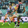 Mitchell Pearce fails to shine against his old side — and in Origin audition