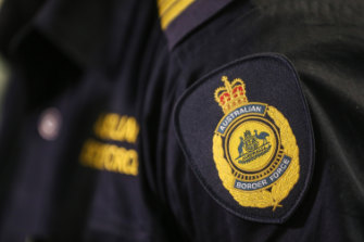 The Australian Border Force, part of Home Affairs, is struggling to absorb drastic budget savings measures.