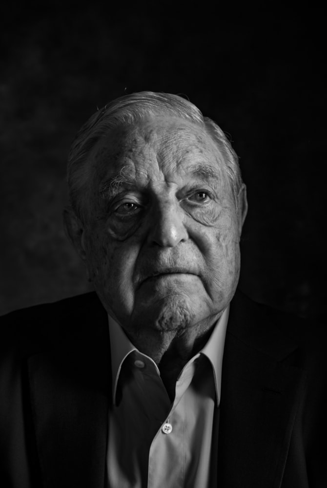 Soros says that while he's lost his ability to anticipate the markets, he's fairly certain a downturn is coming.
