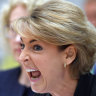 Michaelia Cash forced to withdraw 'disgraceful and sexist' comments about Bill Shorten's staff