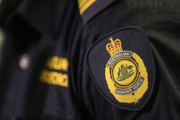 Australian Border Force officers caught more than 250 people nationwide trying to  bring in objectionable material in 2017/18.
