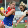Dees thump Blues to set up home final decider against the Dogs