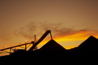 Australian fossil fuels and the exports that rely on them face international carbon taxes.